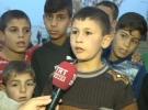 TRT Haber, savaş mağduru Suriyeli çocukları ziyaret etti