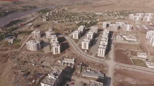 Diyarbakırın Sur semti adeta küllerinden doğdu