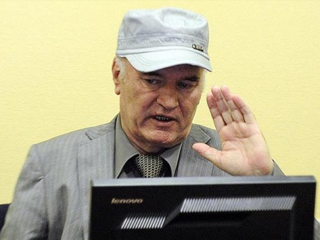 Bosna kasabı Mladiç hakkındaki karar bugün açıklanacak