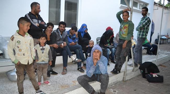 İnsan kaçakçılarına operasyon