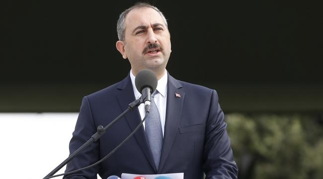 Adalet Bakanı Gül: FETÖ elebaşı için ABDye 7 talepname gönderildi