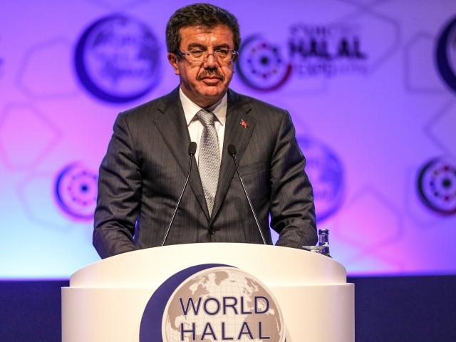 """""""Türkiye olarak çok önemli bir adım attık. Helal Akreditasyon Kurumunu kurduk"""""""