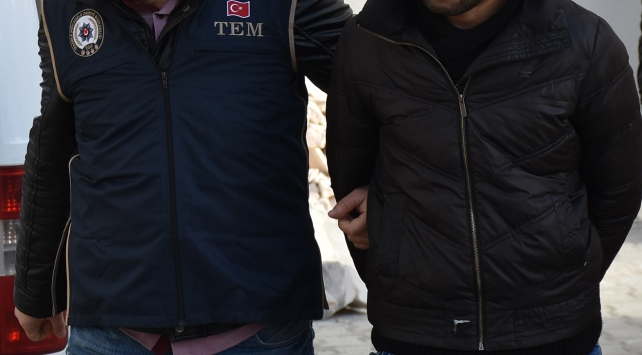 Yunanistana kaçarken yakalanan FETÖ şüphelilerinden ikisi tutuklandı