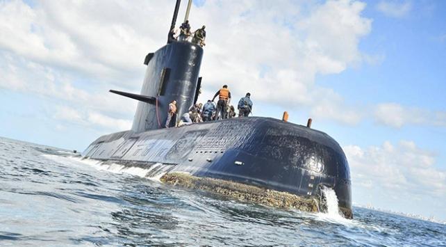 Arjantindeki kayıp denizaltında patlamayla uyumlu ses duyuldu