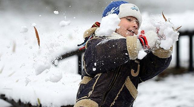 Artvin kent merkezi ile iki ilçede eğitime kar tatili