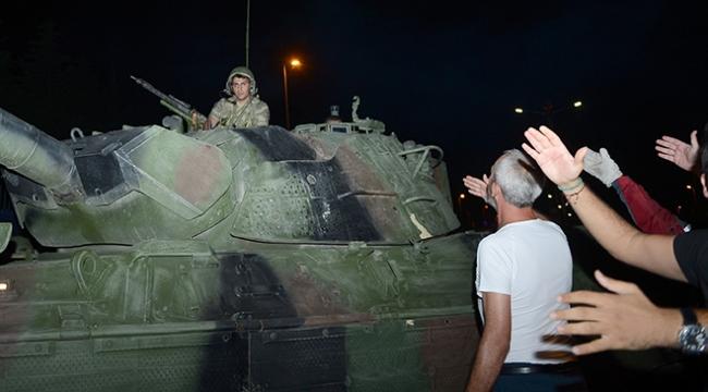 Karstaki darbe girişimi davasında 4 rütbeli askere müebbet