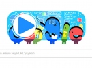 Google, Öğretmenler Günü için renkli bir tasarım hazırladı
