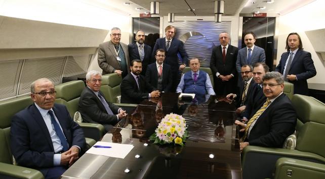 Cumhurbaşkanı Erdoğan, Soçi Zirvesinin ayrıntılarını paylaştı
