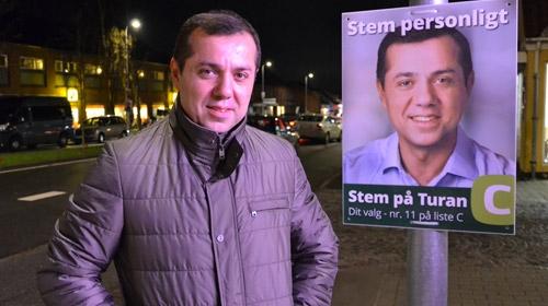Danimarkada 40 Türk kökenli aday seçimlerden zaferle çıktı