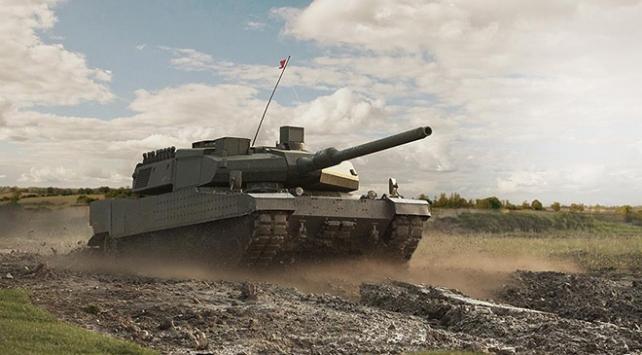 Altay tankının motoruna 5 talip çıktı