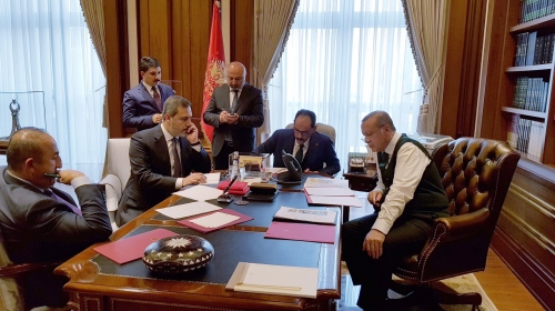 Cumhurbaşkanı Erdoğan: Verimli bir görüşme gerçekleştirdik