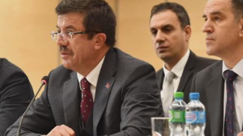 Türkiye-EFTA ile Serbest Ticaret Anlaşmasının yenilenmesi konusunda anlaşmaya vardı