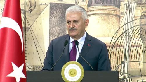"""""""Türkiye yeryüzünün umududur, bölgedeki masum insanların umududur"""""""