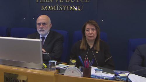 Bütçe Komisyonu tamamlandı