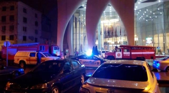 Gürcistanın Batum kentinde otel yangını: 12 ölü