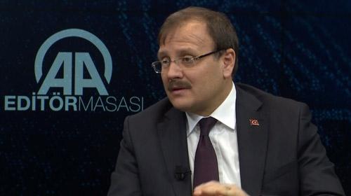 Hakan Çavuşoğlu: Türkiyenin bu bölgeye yaptığı yardım takdirin üzerinde