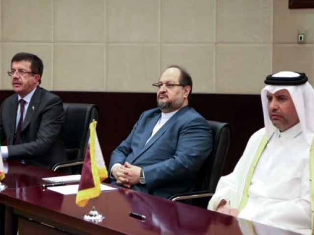 Türkiye-İran 26. Karma Ekonomik Toplantısı Tahranda yapıldı