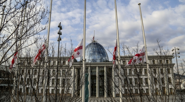 Gürcistanda ulusal yas ilan edildi