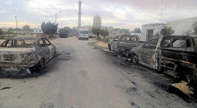 Mısırdaki cami saldırısında can kaybı 309a yükseldi