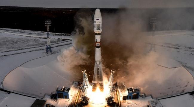 Rusyadan fırlatılan uydu ile temas kesildi