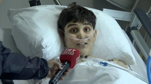 Yusuf 2 yıldır kalp bekliyor