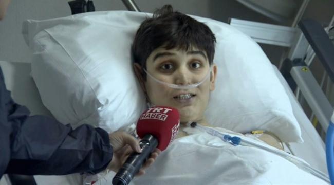 Yusuf iki yıldır hastanede umutla kalp nakli bekliyor