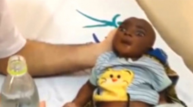 Nijere gönüllü giden Türk doktorun gözyaşları