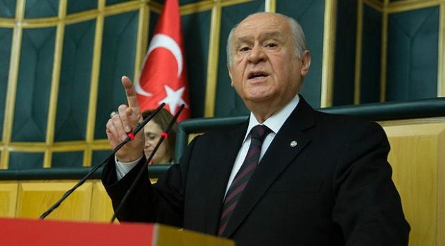 Devlet Bahçeli: Kılıçdaroğlu'nun iddiaları dürüstlükten uzak siyasi bir tavırdır - Haber - TRT Avaz