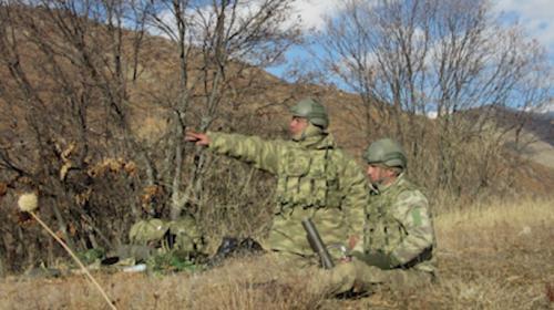 """Jandarma Genel Komutanlığı'ndan """"Huzurunuz, huzurumuzdur"""" klibi"""