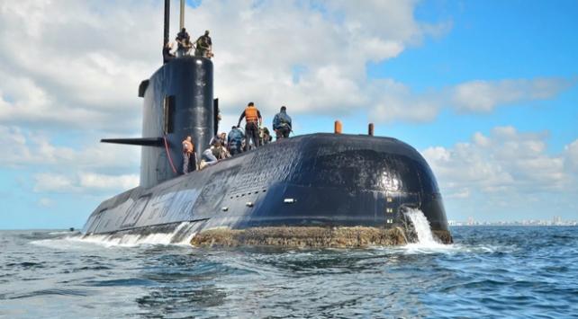 Arjantindeki kayıp denizaltı: Kurtarılma ümidi tükendi