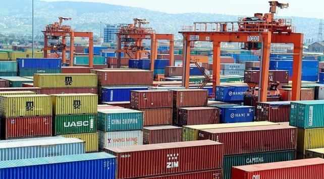 Türkiyenin ihracatı Kasımda arttı