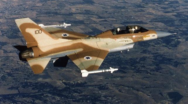 İsrail, İran askeri üssünü vurdu