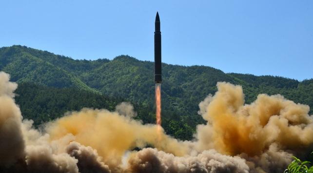 Kuzey Korenin denediği füzelerin kısa menzilli olduğu açıklandı
