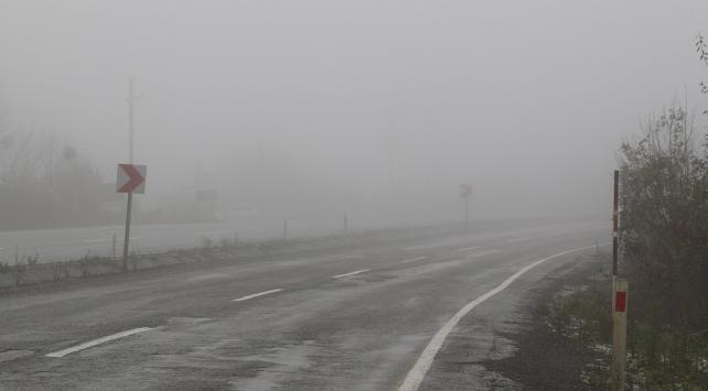 5 kente yoğun sis uyarısı