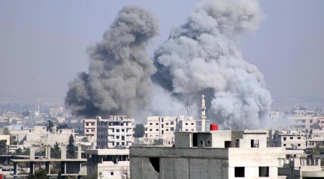 Esed rejimi, sivilleri hedef almayı sürdürüyor