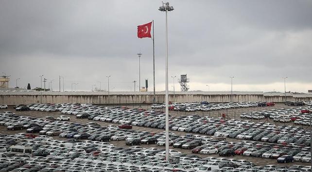 Otomotiv tüm zamanların ihracat rekorunu kırdı