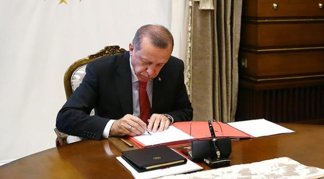 Cumhurbaşkanı Erdoğanın onayladığı torba yasa yürürlüğe girdi