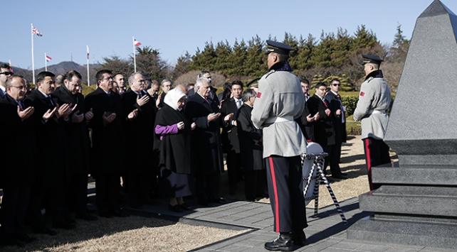 Başbakan Yıldırım Güney Korede