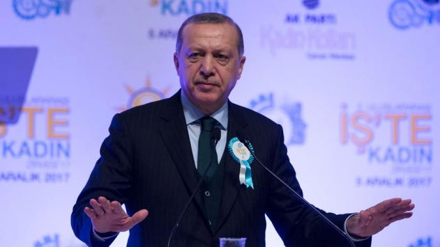 Cumhurbaşkanı Erdoğan: 28 Şubat argümanı Avrupada tedavüle sokulmaya başlandı