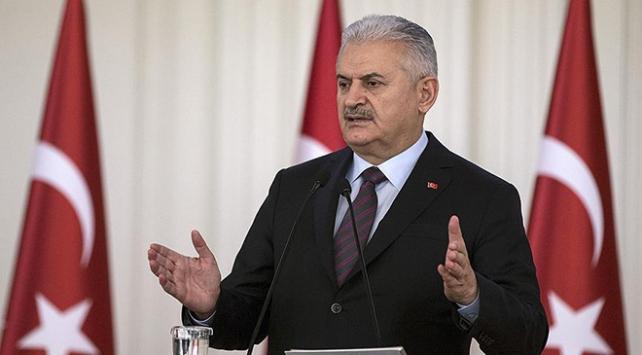 Başbakan Yıldırım: Her iki ülkenin geleceği için büyük projelere imza atacağız