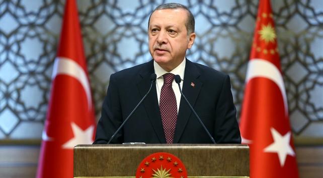 Cumhurbaşkanı Erdoğan: Bu konunun sonuna kadar takipçisi olacağız