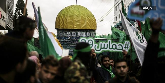 Hamas, Filistinlilere Kudüs için öfke cuması çağrısı yaptı