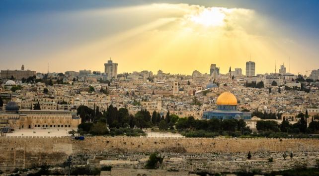Üç büyük dinin kutsal toprağı, Kudüs