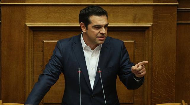 Yunanistan Başbakanı Çipras: Yunanistanda darbeciler hoş karşılanmaz