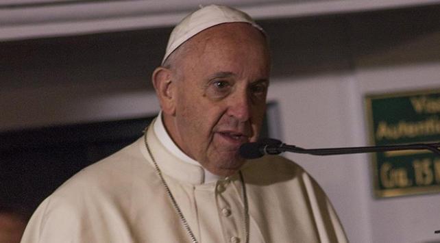 Papa: Derin endişe karşısında sessiz kalamam