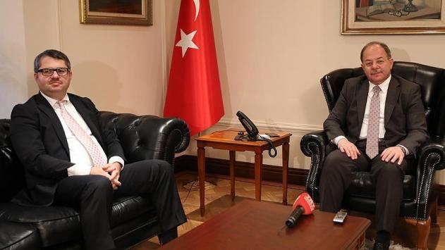 Başbakan Yardımcısı Akdağ: Müslümanlar bu meselede ortak hareket etmelidir