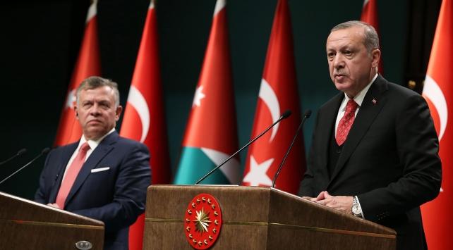 Cumhurbaşkanı Erdoğan: Yanlış bir adım bölgede infiale yol açar