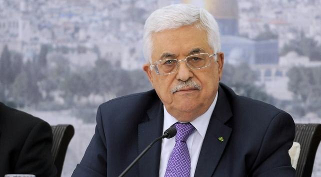 Abbas, Trumpın konuşmasının ardından açıklama yapacak