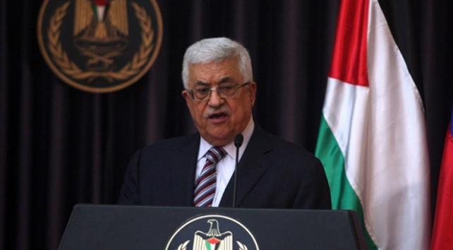 Abbas: Kudüs ebediyete kadar bağımsız, özgür Filistinin başkenti olarak kalacaktır