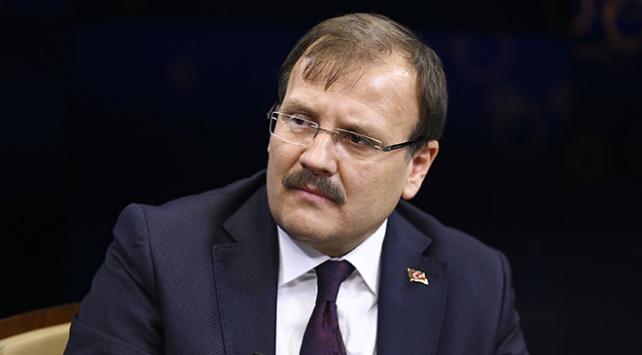 Başbakan Yardımcısı Hakan Çavuşoğlu: Dünya 5ten büyüktür demeyi sürdüreceğiz